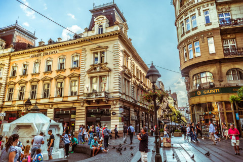 Belgrade charm & Zlatibor tradition