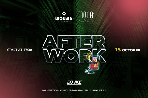 AFTER WORK - LATINO NIGHT
